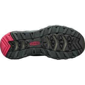 Keen Junior Terradora WP Mid Shoes duck green/quiet